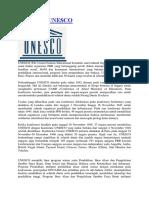 Berdirinya UNESCO