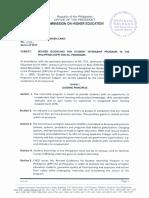 Ched Memorandum Order No. 104 s. 2017 1