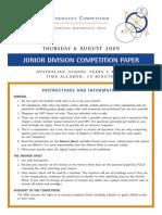 Junior division 2009.pdf