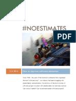 noEstimates (whitepaper)