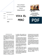 Independencia Del Peru