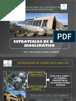 Estrategias de diseo bioclimatico