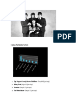 6 album The Beatles Terlaris.docx