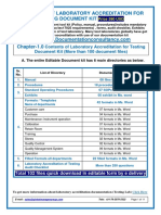 Iso 17025 Test Lab Manual Documents