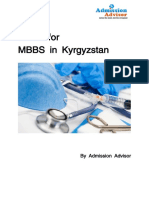 MBBS in Kyrgyzstan - Guide