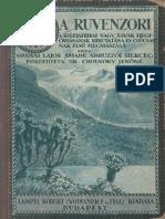 Luigi di Savoia -  A Ruvenzori
