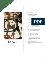 Tema 1 La Grecia Arcaica y La Colonización