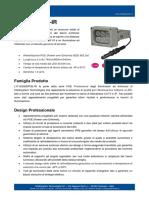 IT-SS06DPOE-IR - Illuminatore ad Infrarosso