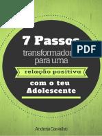 7 PASSOS TRANSFORMADORES