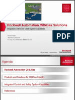 Rockwell Automation O&G Solutions ICSS