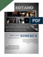 Performance- Revista El Stano