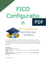Sap Fi End to End Configuration