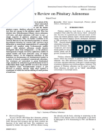An Illustrative Review on Pituitary Adenomas