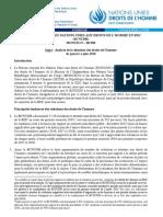 BCNUDH - Analyse de La Situation Des Droits de l'Homme en RDC - Janvier à Juin 2018 - FINAL