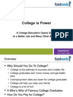 CollegeIsPower.ppt