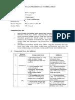 RPP tematik kelas 4 tema 5 sub tema 3 Pembelajaran 6