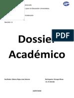 Dossier Academico