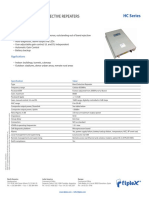 caracteristicas BDA fiplex con gabinete