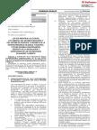 Ley que modifica la Ley 26702 Ley General del Sistema Financiero y del Sistema de Seguros y Orgánica de la Superintendencia de Banca y Seguros y otras normas concordantes respecto de la regulación y supervisión de las cooperativas de ahorro y crédito