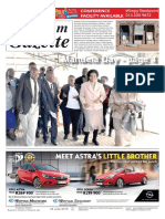 Platinum Gazette 20 July 2018