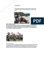 Bailes Folkloricos de Guatemala