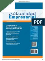 Actualidad Empresarial - Edición N° 392 15-02-2018