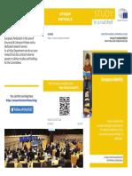 European Identity - STUDY in a nutshell PE585.921