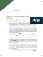 Certificación Celdas y tableros