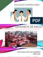 CONCILIANDO NUESTRAS IDEAS.pptx