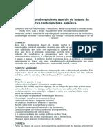 A PAixao de Dilma - Ato I