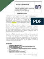 Plan de Contingencia - FARMESM SAC