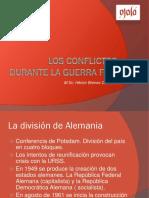 Conflictos Base Edu