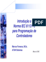 Apostila Norma IEC-611313
