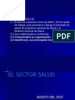 El Sector Salud-02!09!10