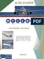 Agencias de Viajes 4 Aerolíneas-En-ecuador