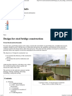 Design for steel bridge construction - Steelconstruction.pdf