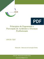 UFCD - 7223 - Princípios de Ergonomia e Prevenção de Acidentes e Doenças Profissionais.pdf