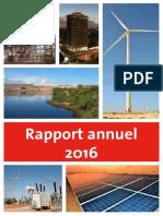 Senelec - Rapport Annuel 2016