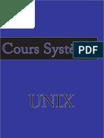 Cours Systeme Unix Avance
