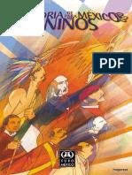 01 Historieta de Historia de Mexico Para Niños
