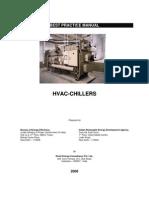 Best Practice Manual-hvac Chillers