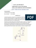 Electronics and Circuit Analysis