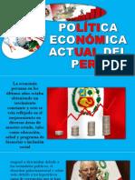 Política Económica Actual Del Peru