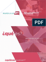 Resultados Adecco-EFY Colombia 2018