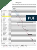 7. Cronograma - Reforzamiento de Estructura de Faja 121