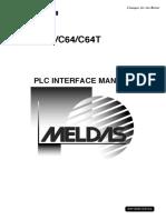 C6C64C64T PLC Interface
