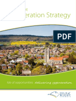 IWC Draft Regeneration Strategy