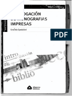 Spedalieri. Catalogación Monografías Impresas (h/p.184)