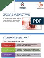 3 Drogas Vasoactivas_OAlvarez