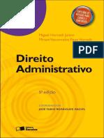 roteiros juridicos direito administrativo